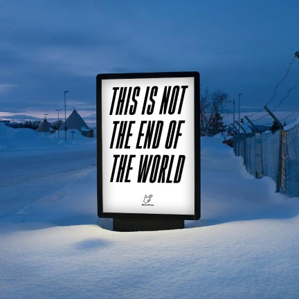 This is not the end of the world