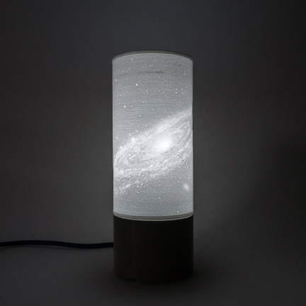 Lithophane Lamp – Andromède
