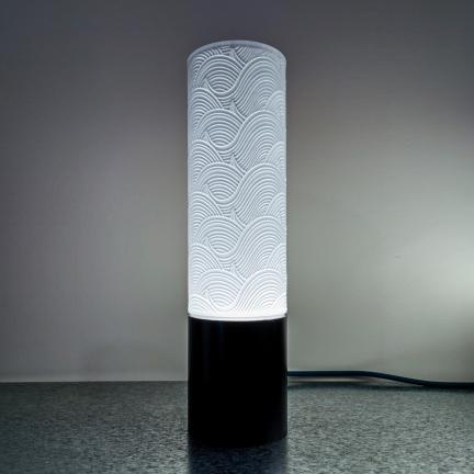 Kinzoku Lamps – Nami