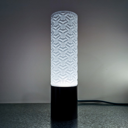 Kinzoku Lamps – Kyūbu