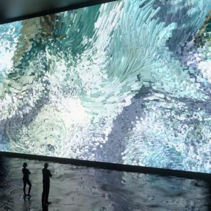 Real-Time Generative Art – Showreel